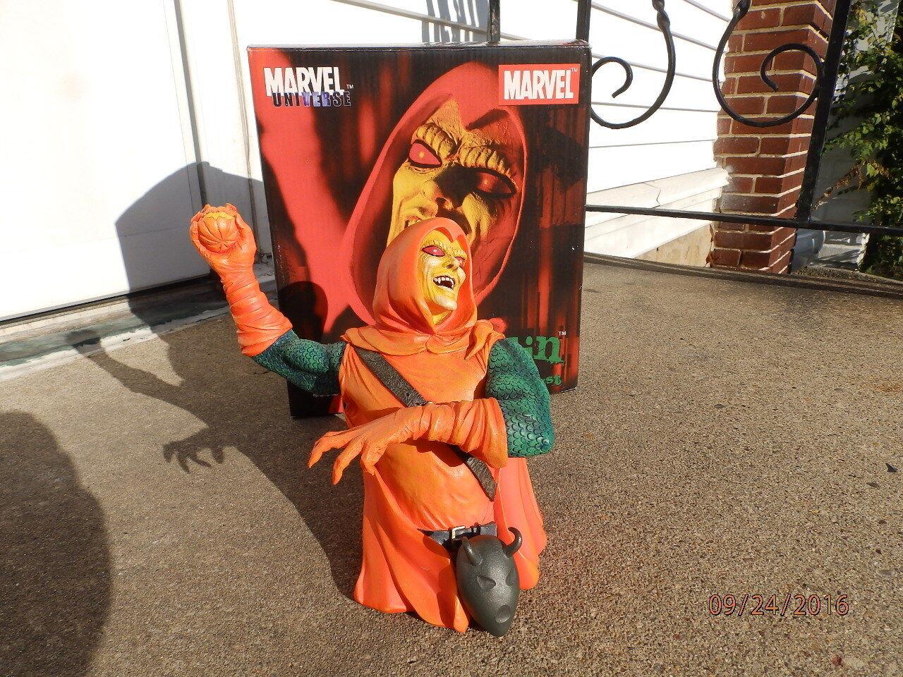 Marvel Universe Hob Goblin Bust