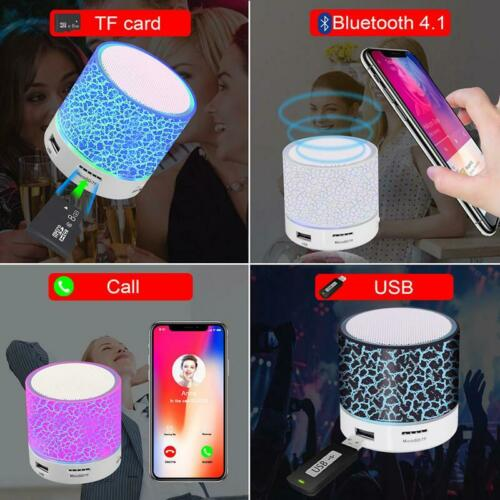 Mini Bluetooth Wireless Speaker iOS or Android Super Bass USA-based Seller lot