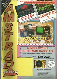 AMSTRAD-ACTION-ISSUE-28-CHRISTMAS-1987-JANUARY-1988-SPECIAL-MAGAZINE