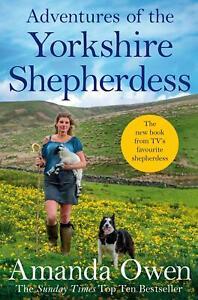 Adventures-Of-The-Yorkshire-Shepherdess-by-Amanda-Owen