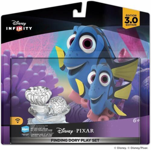 Finding Dory lot jeu DISNEY INFINITY 3.0 Figure Crystal Comme neuf sur scellé Carte PS3 PS4 X-BOX ONE