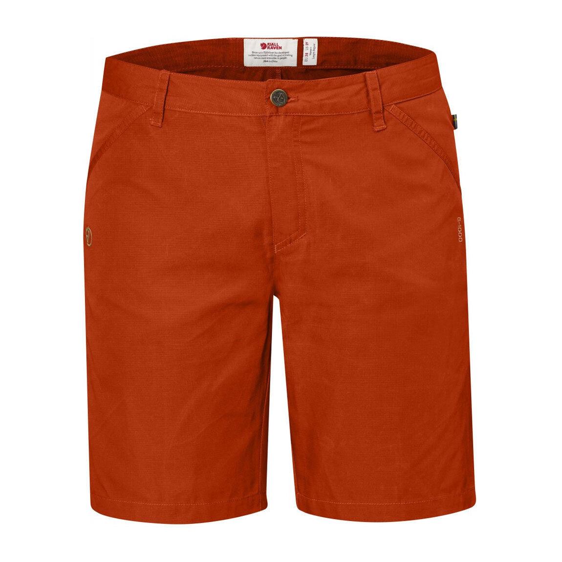 Costa de alta pantalones cortos para mujer Fjallraven-sin Uso vendedor de muestra
