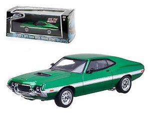 Greenlight Fenix's 1972 Ford Gran Torino Sport Fast & Furious 86218 GRN 1 43