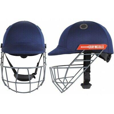 Fast Shipping Gray Nicolls Atomic Cricket Helmet Navy Free