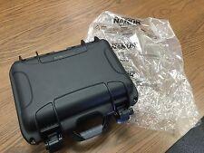 Nanuk 915 Black Hard shell plastic carry case for Guns, Camera, equipment etc