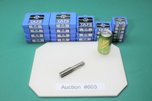 "1 New 1/""-14 NS Hanson Whitney Spiral Hand Tap CNC Machinist Metal Lathe #603"