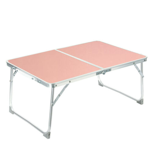 Portable Adjustable Folding Table Camping Outdoor Picnic Garden Party BBQ
