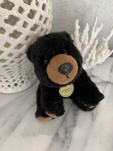 "Miyoni Aurora 10/"" Black Bear"