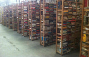 Lotto-Stock-50000-libri-Agatha-Christie-Wilbur-Smith-Danielle-Steel-Cussler