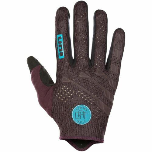 Ion Gat Gloves 2018 MTB Mountain Bike Downhill Enduro Full Finger Protection New