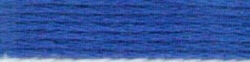 Anchor Stick Twist 6 fädig 8 m 100/% coton Kobaltblau 147