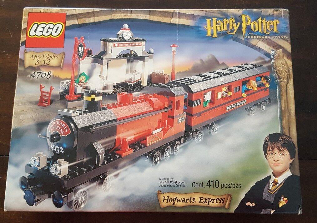 Lego Harry Potter HOGWARTS EXPRESS 4708 Nuovo NISB