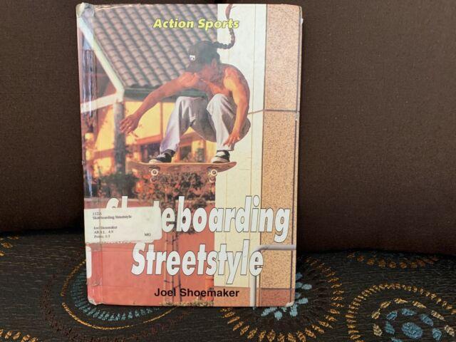 Skateboarding Streetstyle by Joel Shoemaker