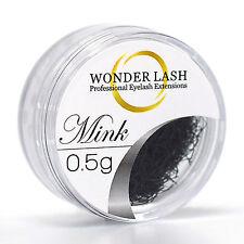 Individual Loose Lashes Eyelash Extensions WonderLash Mink Lashes Semi Permanent