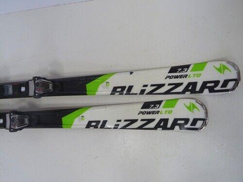 Ski Blizzard Power LTD 7.3 mit Bindung, 153cm (EE1147)  | Abrechnungspreis