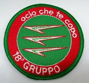 TOPPA-PATCH-18-GRUPPO-CACCIA-INTERCETTORI-OCIO-CHE-TE-COPO-AERONAUTICA-MILITARE