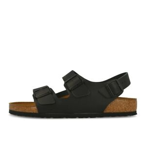 Nl Zu Details Milano Black Pantoletten Schwarz Sandalen Birkenstock Schuhe vfyYb76g