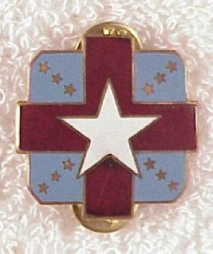Bragg Army DI pin cb D22 MEDDAC Ft