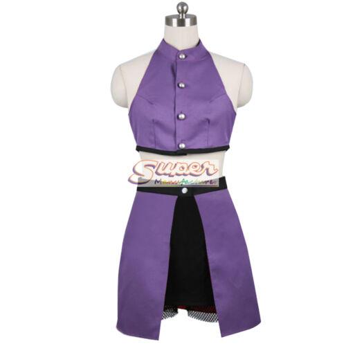 Naruto Yamanaka Ino Uniform COS Clothing Cosplay Costume
