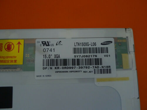Genuine Dell Inspiron 1200 2200 /& Latitude D505 XGA LCD Screen LTN150XG RD997