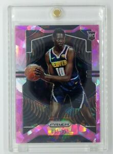 2019-20-Panini-Prizm-Pink-Ice-Bol-Bol-Rookie-RC-282-Denver-Nuggets