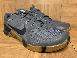 Nike Metcon 2 Gray Turquoise Gum Camo