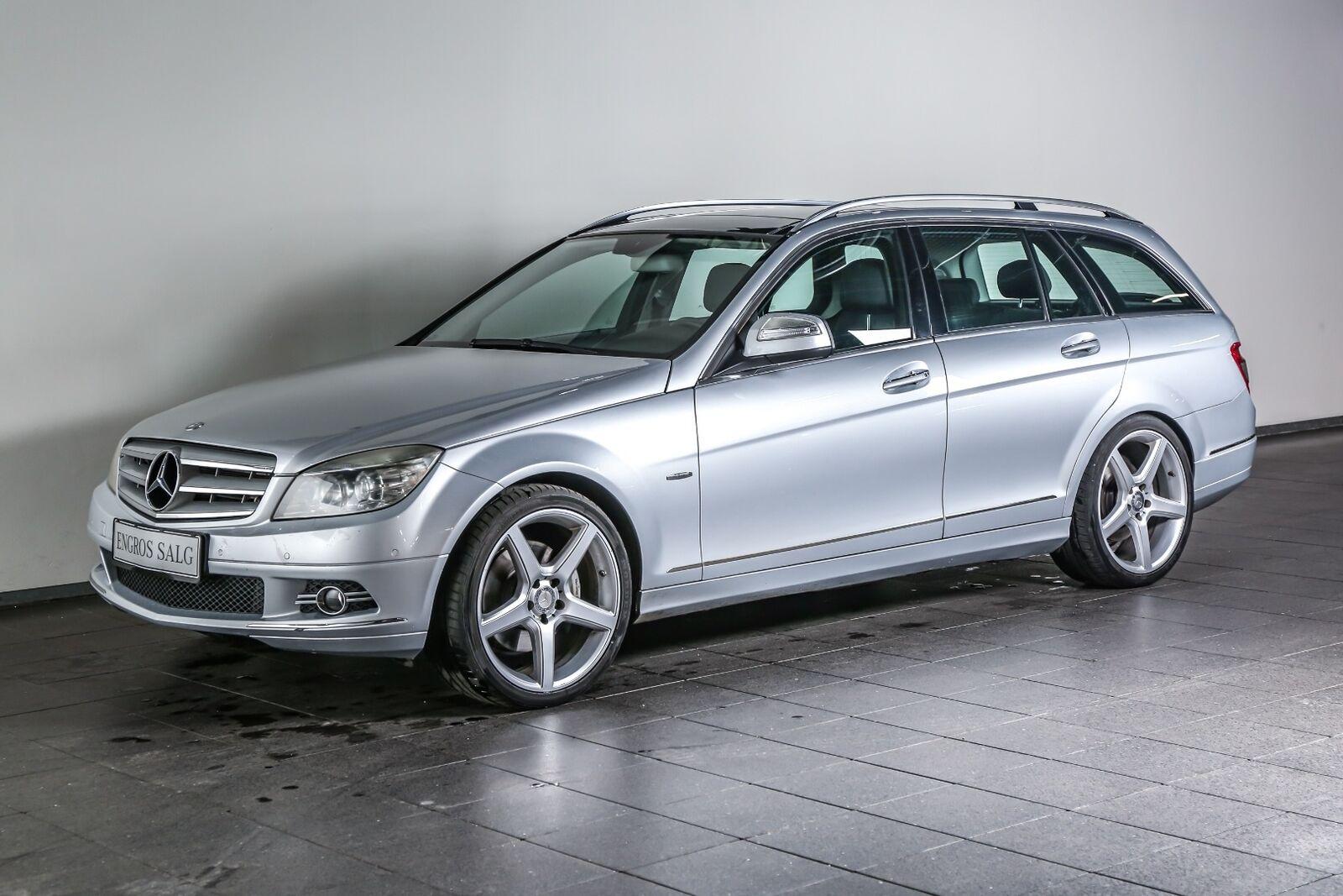 Mercedes-Benz C320 3,0 CDi Avantgarde stc. aut.