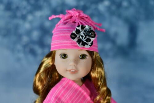 Hat Pattern American Girl Wellie Wishers Little Darling Kaye Wiggs AGAT /& More
