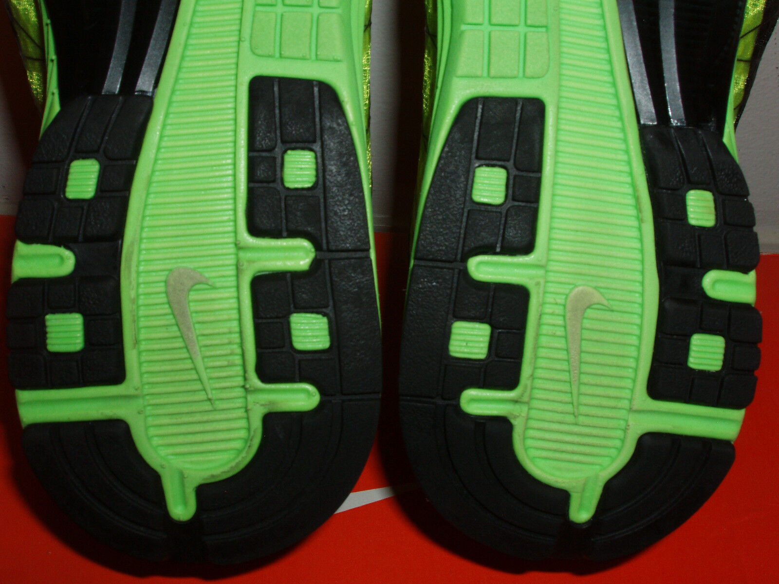 low priced acb18 ffb11 ... New flaw Nike Lunarspider R3 running shoes mens mens mens 8  womens 9.5  neon. NIKE AIR MAX 1 ...