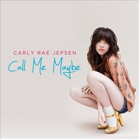 CARLY RAE JEPSEN - Call Me Maybe - Both Sides Now - CD Single - AWESOME !!!