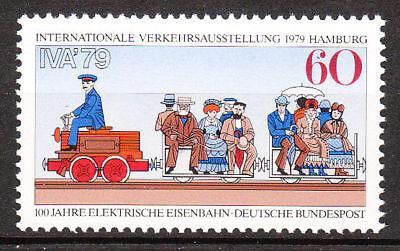 Aus Dem Ausland Importiert Brd 1979 Mi. Nr. 1014 Postfrisch Luxus!!!
