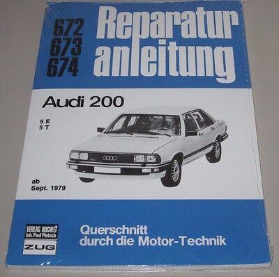 Audi 90 Coupe ab 1984 5 Zyli Reparaturanleitung Reparatur-Handbuch Reparaturbuc