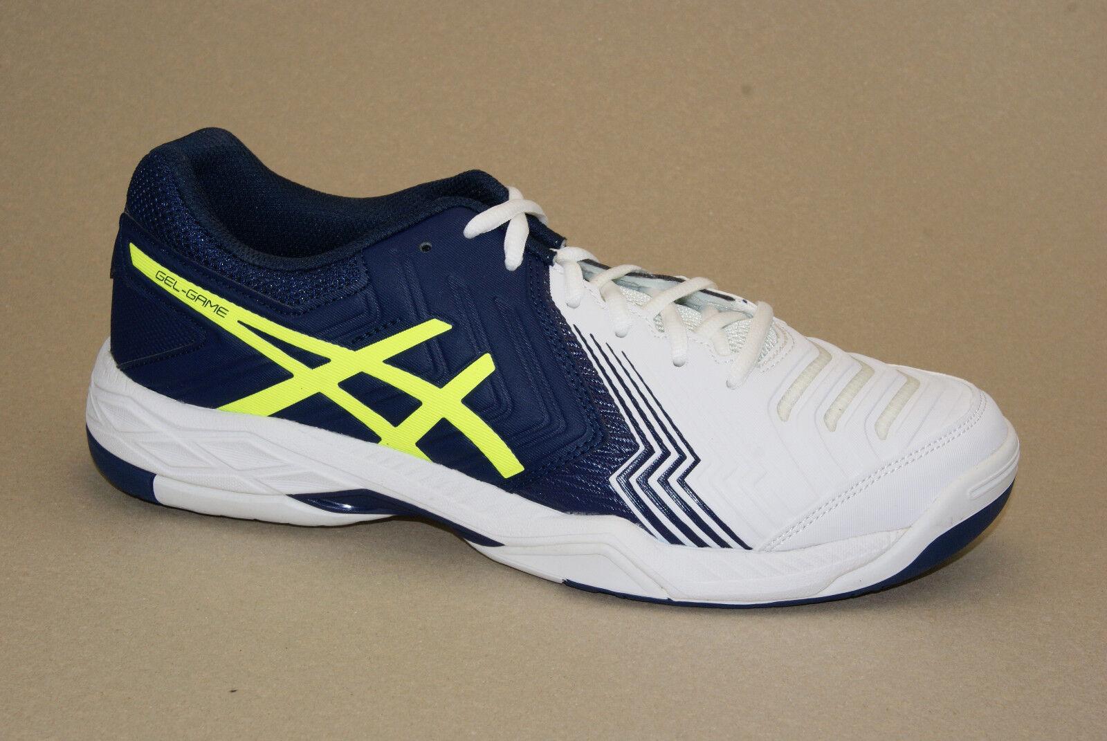 Asics Gel-Game 6 Tennis shoes Trainers Sport shoes Men's shoes E705y-0149
