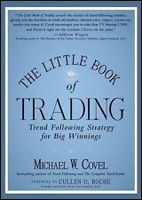 The Little Book of Trading: Trend Following Strategy for Big Winnings -ExLibrary