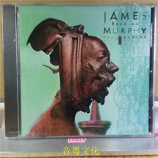 JAMES MURPHY -Feeding The Machine (US IMPORT) CD NEW sealed shrapnel