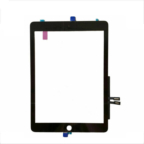 For iPad 6 6th Touch Screen Replacement Digitizer Glass+Home Button A1893 A1954