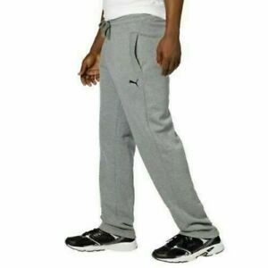 Puma-Men-039-s-Fleece-Pant-Sweatpants