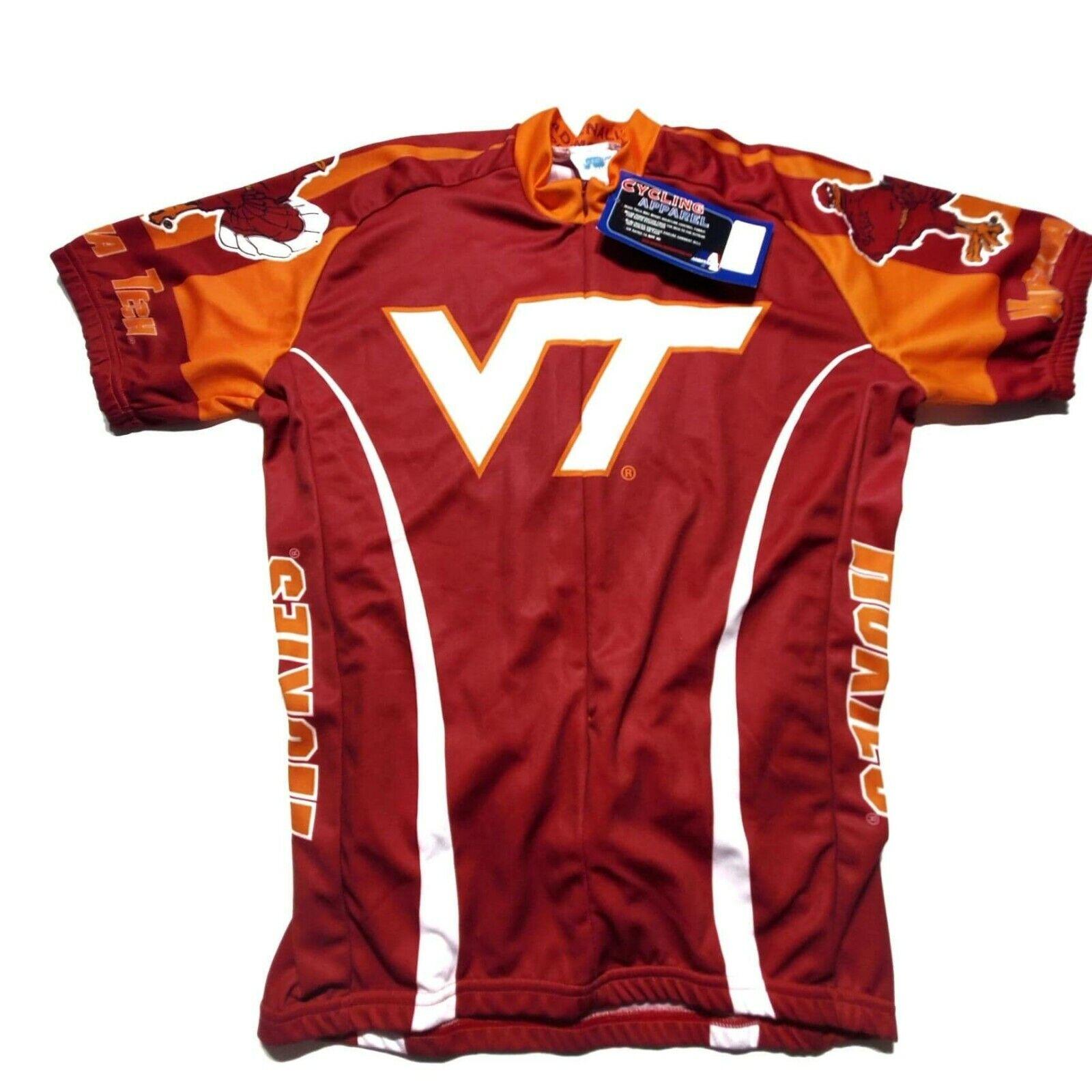 NCAA Men/'s Adrenaline Promotions West Virginia Mountaineers Cycling Jersey