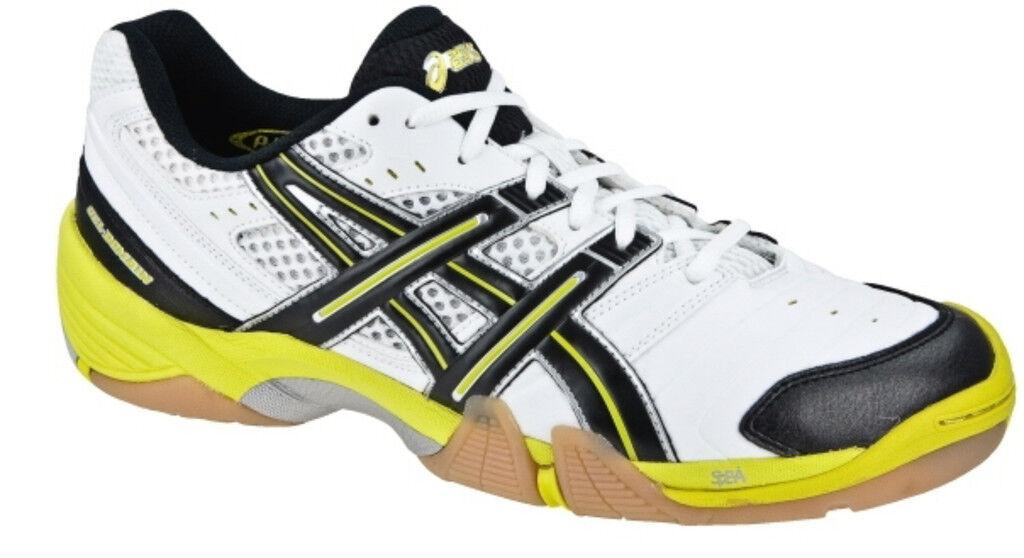 ASICS GEL DOMAIN Indoor white/black/yellow