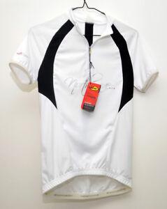 Maillot de Vélo Femme - NORTHWAVE 89111064 Devine Jersey Noir/Blanc T. L - NEUF