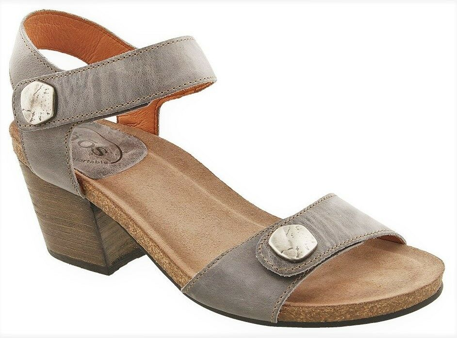 Sandals heel comfort leather adjustable adjustable adjustable - Taos shoes Envy 3f4e7e