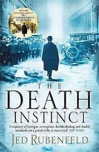 Jed-Rubenfeld-The-Death-Instinct-Tout-Neuf-Livraison-Gratuite-Ru