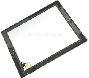 White-Touch-Screen-Glass-Digitizer-Replacement-Home-Button-Adhesive-for-iPad-2
