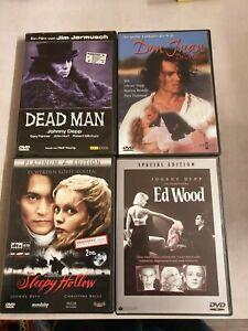 4x-Johnny-Depp-Klassiker-Dead-Man-Don-Juan-Ed-Wood-Sleepy-Hollow-Top-Filme