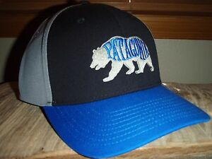 127cb78dacaab Image is loading Patagonia-Bear-Heaven-Roger-That-Hat-Black