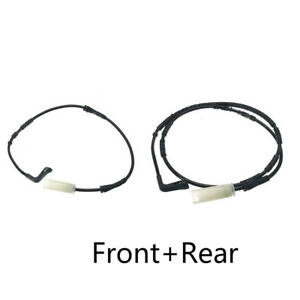 Front-Rear-Disc-Brake-Pad-Wear-Warning-Sensor-For-BMW-1-3-SERIES-E90-E91-E92-E93