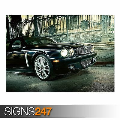CAR POSTER AB945 JAGUAR CAR 5 Photo Picture Poster Print Art A0 A1 A2 A3 A4