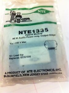 NTE1335-or-NTE-1335-or-ECG1335-Brand-new-parts-in-its-original-packing-from-fact
