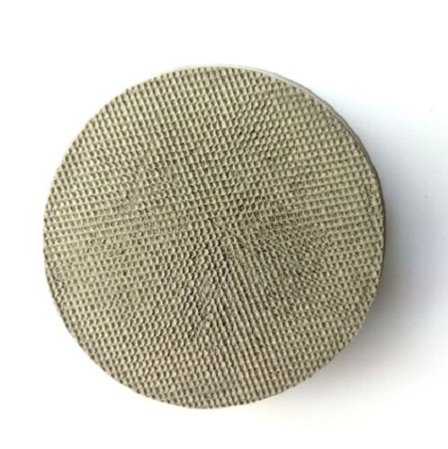 Old-style generic Brother knee lift pad approx 90mm diameter