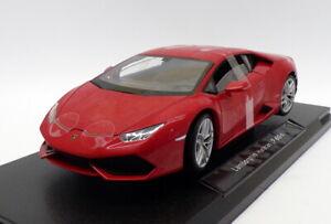 Welly-1-18-Scale-18049W-Lamborghini-Huracan-LP-610-4-Red